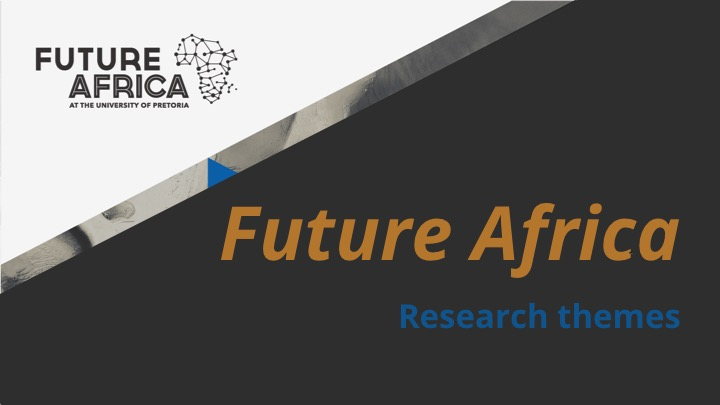 Future Africa research themes